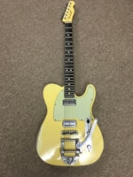 2014 Fender® Custom Shop Telecaster® Relic® Double TV Jones with
