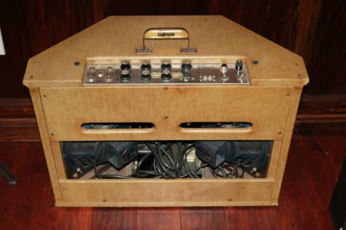 1961 Gibson GA 79 RT Tweed Amp