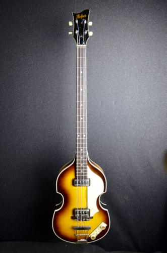 2003 HOFNER  '63 model 500/1 Beatle Bass Reissue