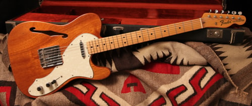 1969 Fender® Telecaster® Thinline