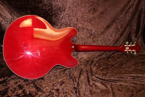 Epiphone Dot Left Handed