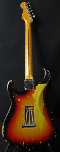 1957 Fender® Stratocaster® (57 Neck & Pickguard/64 Body)