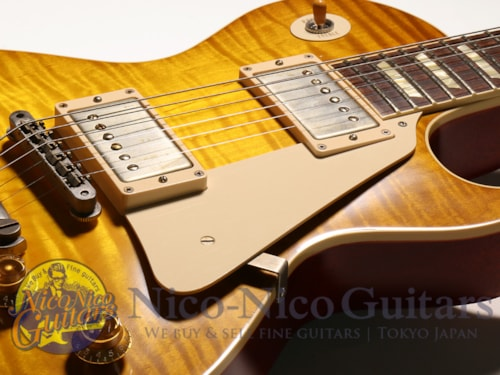 2014 Gibson Custom Shop Historic 1958 Les Paul Figured VOS Hand Selected