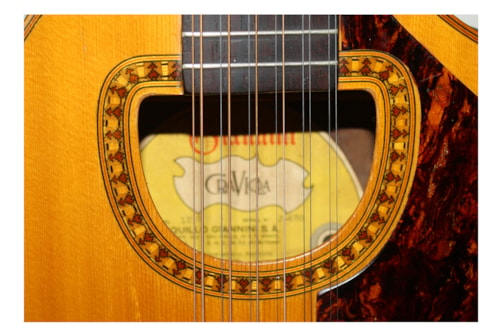 ~1975 Giannini 12 String Craviola
