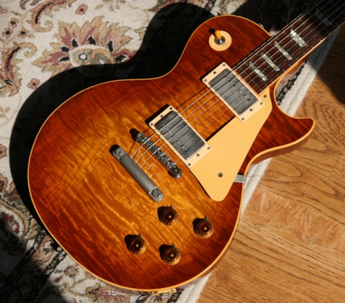 1983 Gibson '59 Les Paul Standard Reissue HRM GUITAR TRADER 1959!