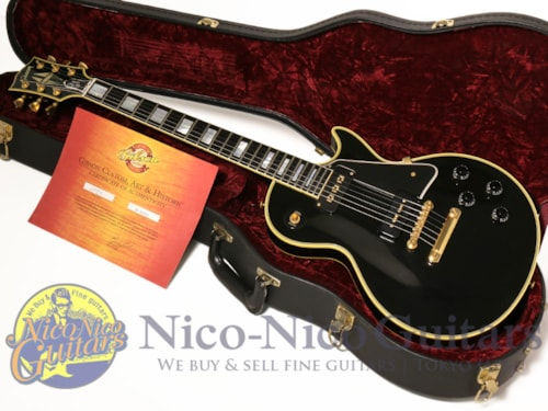 2003 Gibson Custom Shop Historic Collection 1954 Les Paul Custom VOS