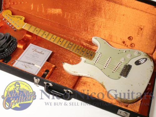 2015 Fender® Custom Shop TB 1969 Stratocaster® Heavy Relic®