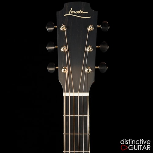 Lowden S-35M Robson Open Tuners