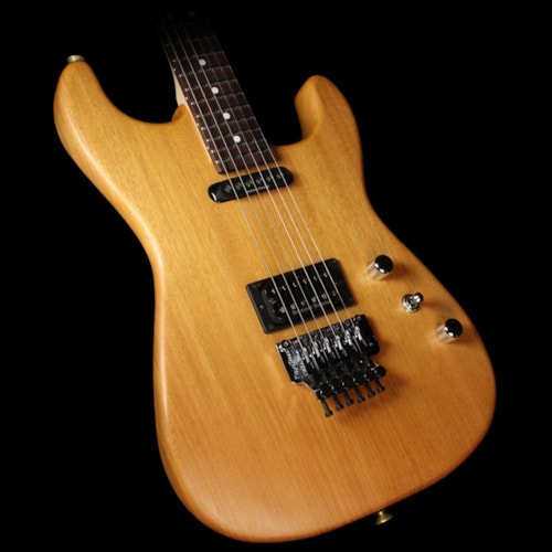 Charvel Custom Shop San Dimas Mahogany Natural