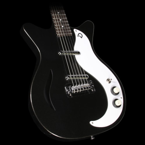 Danelectro '59 M Spruce Electric Guitar Black