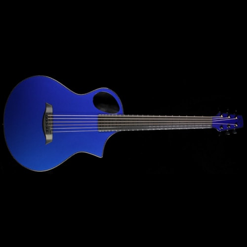 Composite Acoustics The Cargo Acoustic-Electric Guitar Solid Blue