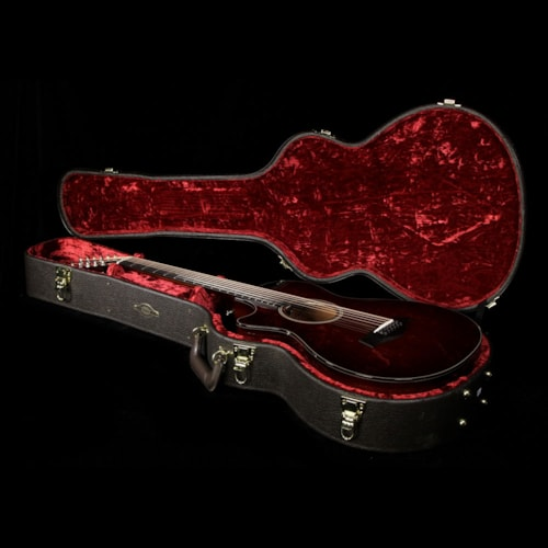 Taylor 562ce 12-Fret Grand Concert 12-String Left-Handed Acoustic-Electric Guitar Shaded Edgeburst