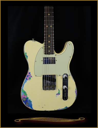 2016 Fender® Custom Shop Limited Edition Heavy Relic® HS Tele®