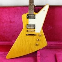 2008 Gibson Custom Shop Historic  1958 Explorer KORINA 50th Anniversary Limited Edit (1958 Reissue)