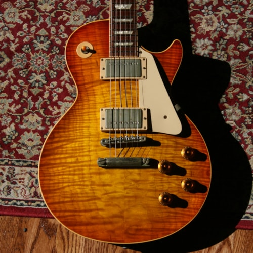 1999 Gibson Custom Shop Historic  '59 Les Paul Standard MURPHY-AGED 40th Anniversary Yamano R9