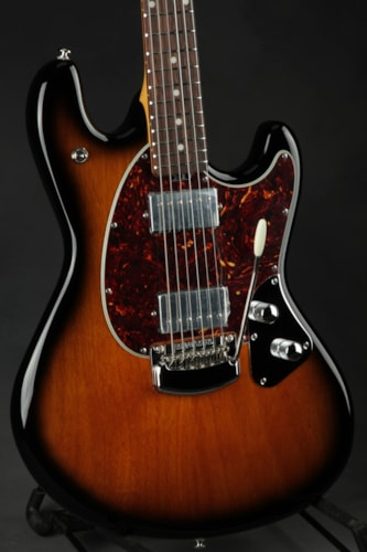 ERNIE BALL MUSIC MAN Sting Ray Guitar - Vintage Tobacco Burst