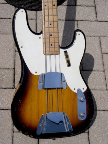 1955 Fender® Precision Bass®