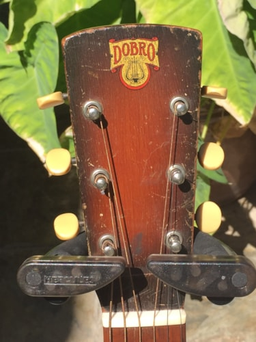 ~1935 National Guitar Co. DOBRO Fiddle Edge #32/35