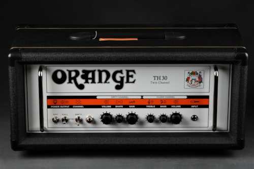 Orange TH30H - Black