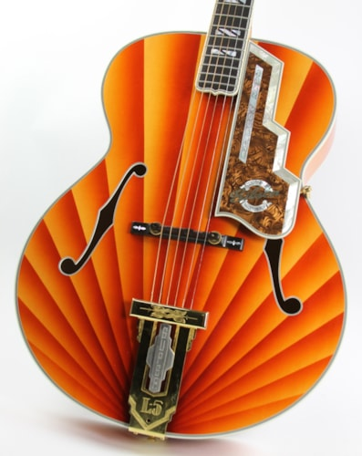 2000 Gibson Custom Shop Art Deco Series L5 Jazz Moderne