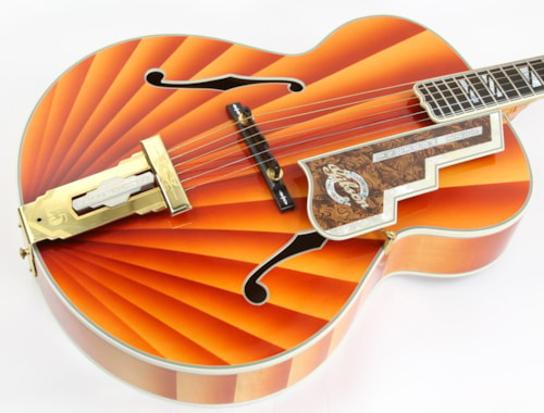 2000 Gibson Custom Shop Art Deco™ Series L5 Jazz Moderne