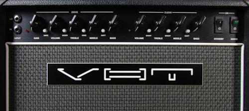 1994 VHT Pitbull Fifty Twelve 1x12 Combo