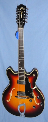 1966 Guild® Starfire™ XII