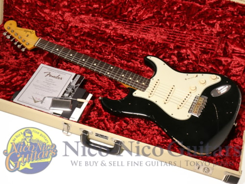 2009 Fender® Custom Shop Masterbulit 1961 Stratocaster® Relic® by John Cruz