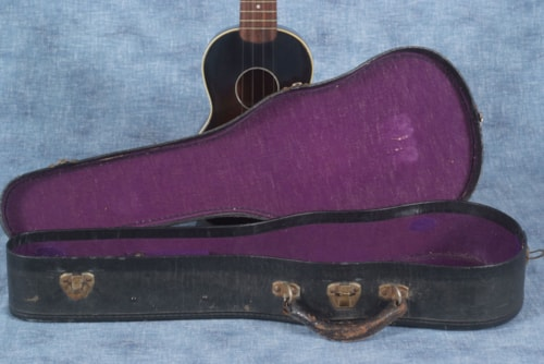 1930 Harmony JOHNNY MARVIN PROFESSIONAL ''TENOR'' UKULELE