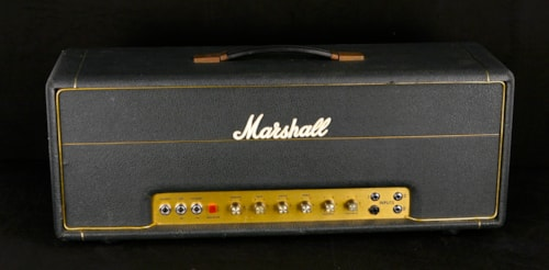 1973 Marshall Mark II 50 Watt Head / 1987 Model