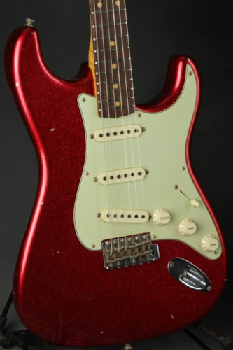 "Fender® Custom Shop LTD ""59 Special"" Stratocaster® Journeyman Relic® -"