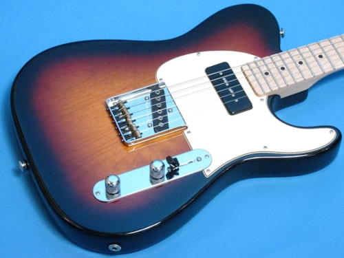 G & L USA ASAT Bluesboy 90