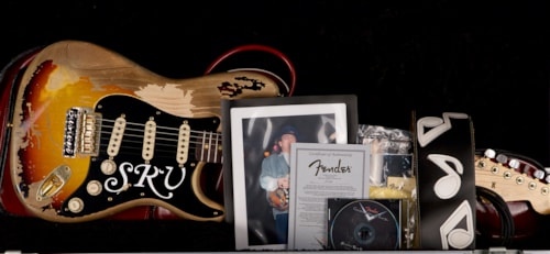 "2003 Fender® Custom Shop Stevie Ray Vaughan SRV ""Number One"" Tribute Stratocaster®"