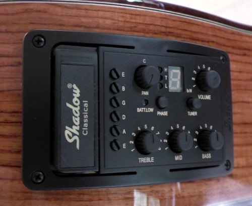 2016 Hanika Cut Pro PF/Electric With Stereo Output