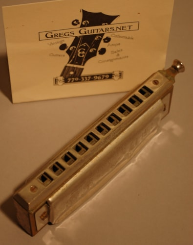 M.Hohner The Chromonica