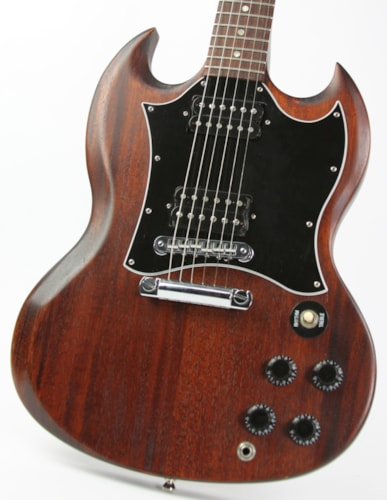 2007 Gibson SG Special Faded