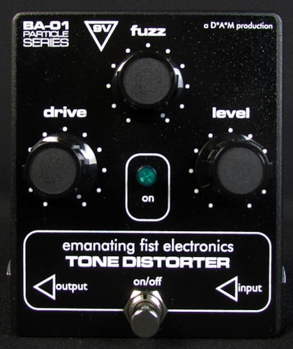 2016 Emanating Fist Electronics BA-01 Particle Series