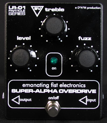 "2016 Emanating Fist Electronics LR-01 ""11"" Particle Series"