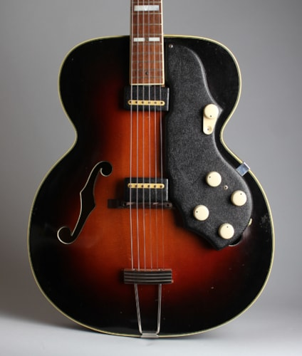 1952 National Model 1170 Club Combo