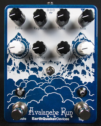 2016 EarthQuaker Devices Avalanche Run