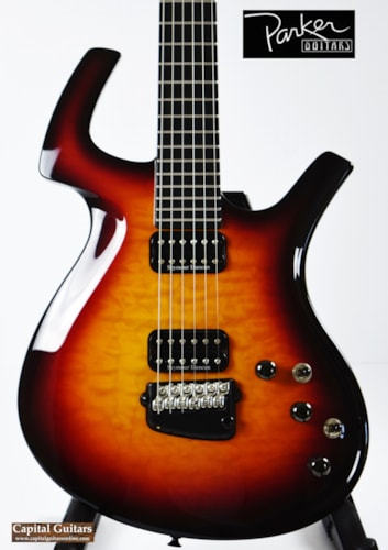 2003 Parker Fly Mojo Flame