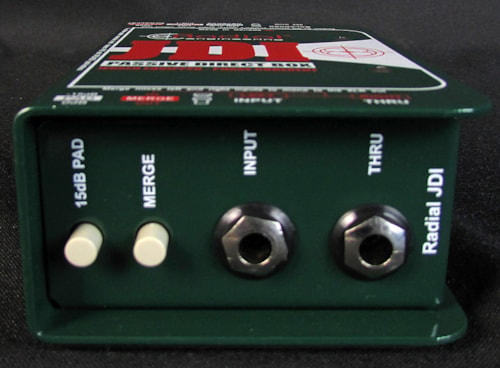 2016 RADIAL JDI Passive Direct Box