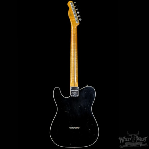Fender® Fender® Custom Shop LTD 50s Telecaster® Journeyman Relic® Aged Black