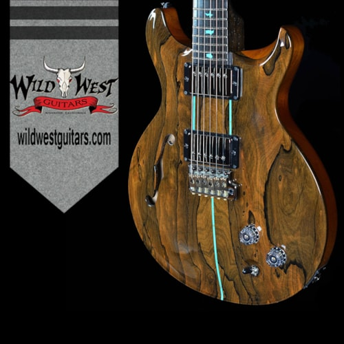 2016 Paul Reed Smith (PRS) Private Stock Santana II Semi-Hollow Ziricote F-Hole