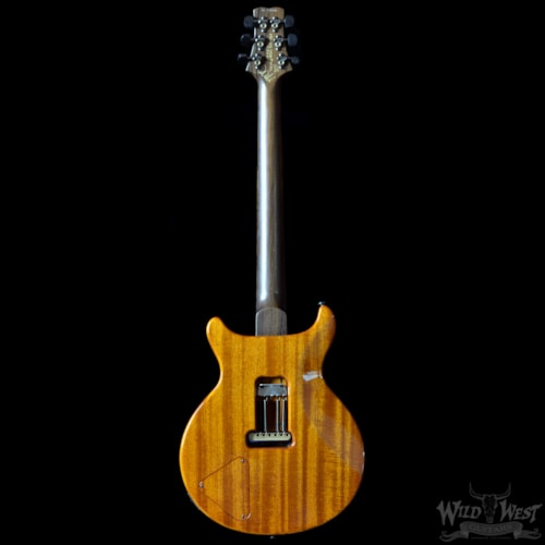 PRS - Paul Reed Smith PRS Private Stock #6852 Santana II Semi-Hollow Ziricote w/Single F-Hole and Satin Nitro Ziricote Nec