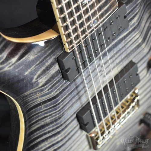 PRS - Paul Reed Smith PRS August Guitar Of The Month Holcomb Custom 24 8-String Frostbite Glow (1 of 8 For The World)