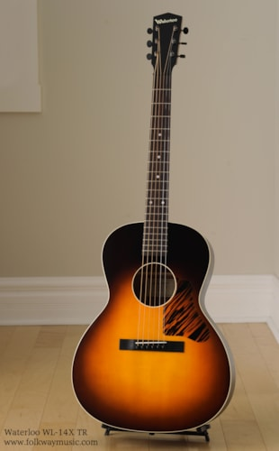 Collings Waterloo WL-14X TR