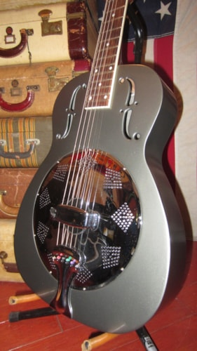 ~2015 Regal Resonator Guitar