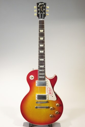 2011 Gibson Custom Shop Historic Collection 1958 Les Paul Reissue Plain Top