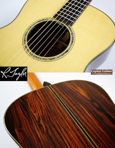 2008 R.Taylor Style 2 Engleman / Cocobolo